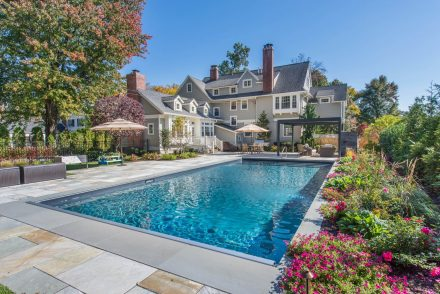Montclair, NJ built by The Pool Boss, #1 in New Jersey for Affordable, Luxury Pool Construction