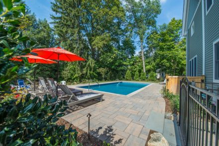 Ridgewood, NJ built by The Pool Boss, #1 in New Jersey for Affordable, Luxury Pool Construction