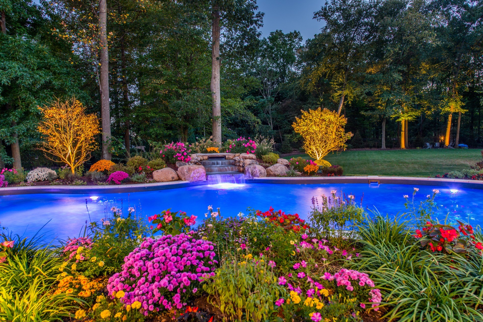Scotch Plains, NJ built by The Pool Boss, #1 in New Jersey for Affordable, Luxury Pool Construction