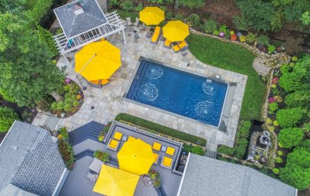 Livingston, NJ built by The Pool Boss, #1 in New Jersey for Affordable, Luxury Pool Construction