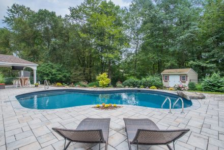 Oak Ridge, NJ built by The Pool Boss, #1 in New Jersey for Affordable, Luxury Pool Construction