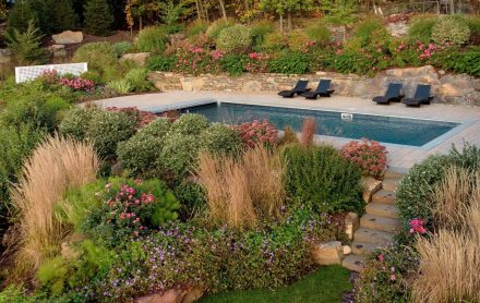 Private Residence, NJ built by The Pool Boss, #1 in New Jersey for Affordable, Luxury Pool Construction
