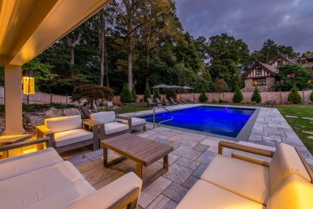 Short Hills, NJ built by The Pool Boss, #1 in New Jersey for Affordable, Luxury Pool Construction