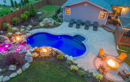 Kinnelon, NJ built by The Pool Boss, #1 in New Jersey for Affordable, Luxury Pool Construction