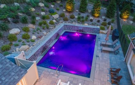 Upper Saddle River, NJ built by The Pool Boss, #1 in New Jersey for Affordable, Luxury Pool Construction
